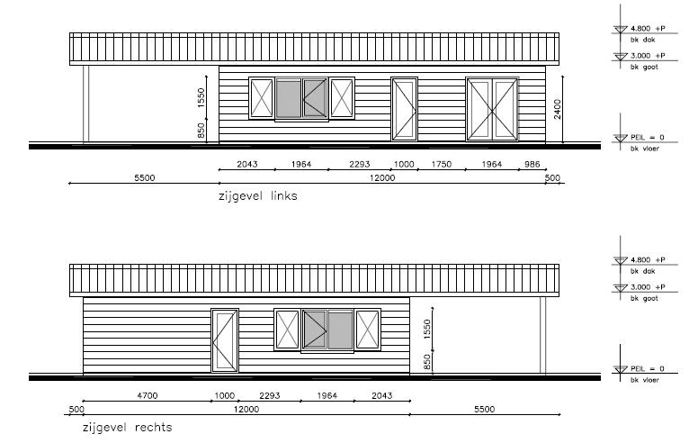 Scoutinggebouw design 1