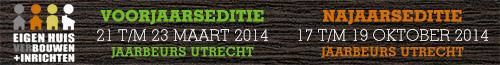 Voorjaarseditie jaarbeurs Utrecht