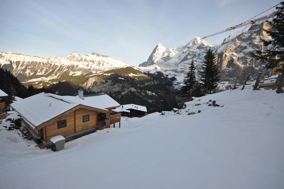 foto 2 website versie huis in Muerren januari 2012