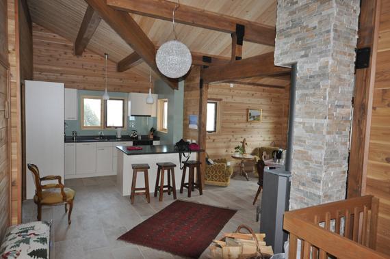 foto 4 website versie huis in Muerren januari 2012